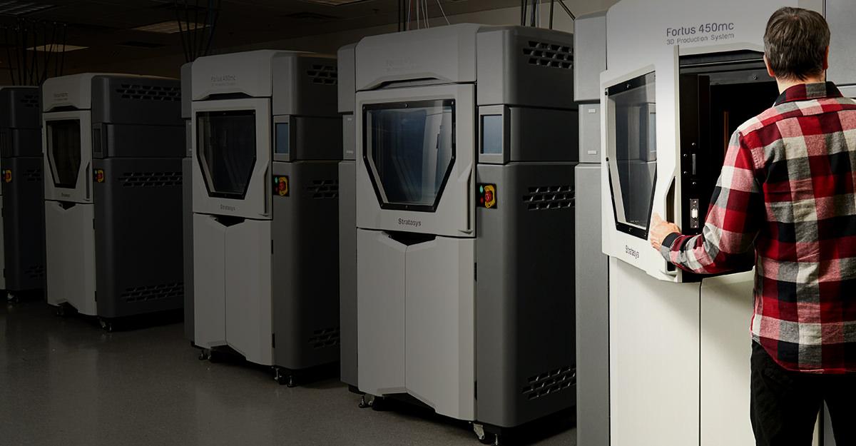 FDM打印机