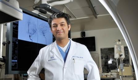 Adnan Siddiqui, 医学博士 雅各布斯研究所首席医务官|布法罗大学神经外科Kaleida Health 神经血管研究所主任