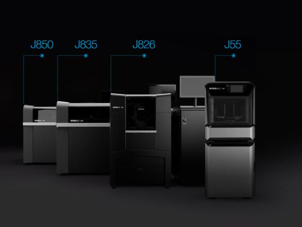 PolyJet 3D打印机