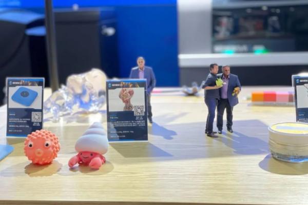 PolyJet 3D 打印机
