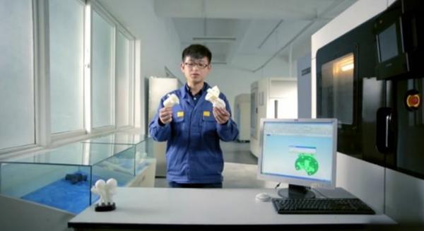 stratasys 3D打印技术