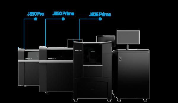 J8系列3D打印机