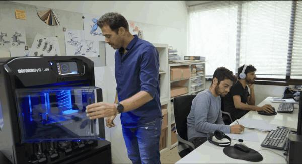 J35 Pro 3D打印机