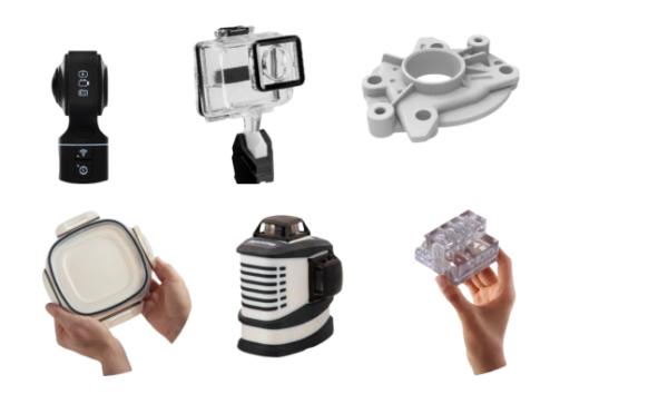 3D 打印功能